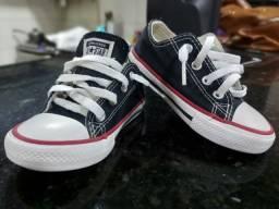 Tênis infantil ALL STAR Converse 22