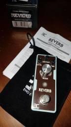Pedais de guitarra!!! Reverb, Chorus, Looper, Compressor