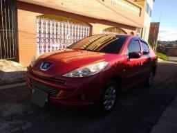 Peugeot passion 207xrs 1.4 gás/ flex 2012