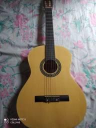Vendo violão e afinador elétrico