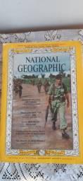 12 revistas National geografhic 1965 americanas jane/dez completa