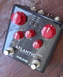 Nux Atlantic Delay + Reverb na Caixa!