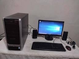 Computador completo c/ windows 10 Só R$ 500,00