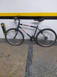 Bicicleta 21v aro 26 aceito troca