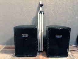 Par de caixas sound box