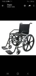 Cadeira de rodar nova