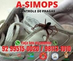 Aranhas Dedetização 24h