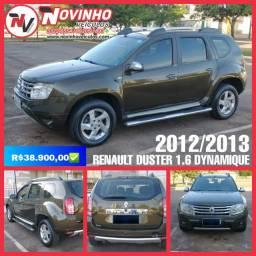 Renault Duster 1.6 dynamique 2012/2013