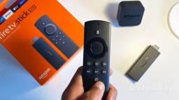 Fire Tv Stick Lite Controle Remoto Lite Por Voz Com Alexa - Original - A Pronta entrega