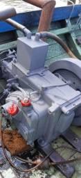 Motor NS90 com rabada
