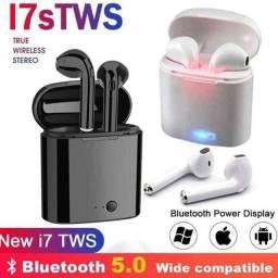 I7S TWS fone de ouvido bluetooth 5.0 - cor branca