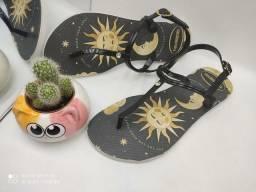 Lindas sandália s para presentear quem você ama