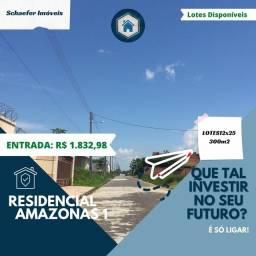 Residencial Amazonas Lotes de 300m2