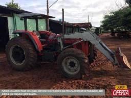 Trator Massey Ferguson Advanced 4x4 ano 08