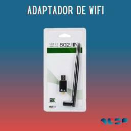 Adaptador de WiFi usb notebook Pc - Promoção Imperdível!!!!