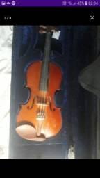 Violino Eagle 4/4 e Violão + Flauta Doce