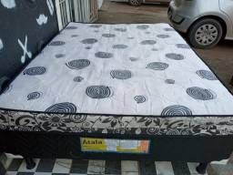 Vendo cama unibox casal de mola