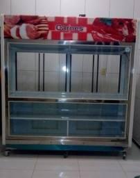 Novíssimo freezer gelado para frigoríficos.