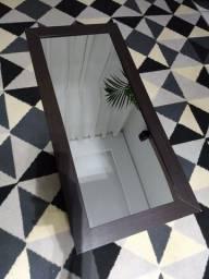 Espelho de corpo para quarto