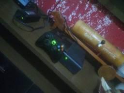 Xbox 360 tudo original uma manete