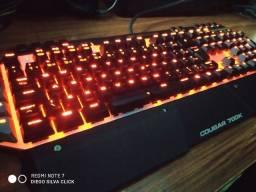 Teclado Gamer MECÂNICO COUGAR 700K