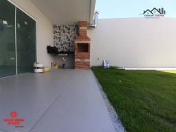 UED - Linda casa com 25m² só de suíte em Morada de Laranjeira