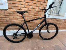 BICICLETA ARO 26 ROCKRIDER 100 BTWIN Nova