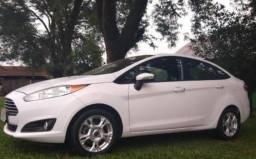 Vende-se carro: New Fiesta Sedan 1.6 16V Flex Automático