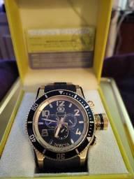Relógio Invicta Russian Diver original com nota