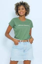 T-shirt Verde Militar