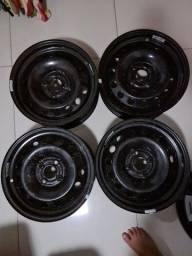 Roda de ferro original do onix plus 2021