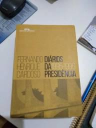 Título :<br><br>FERNANDO HENRIQUE CARDOSO<br>Diários da Presidência<br>1995-1996 <br><br>
