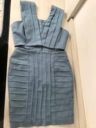 Vestido azul P/M