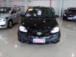 Toyota Etios sedan 1.5 flex manual