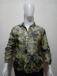 Camisa PLUS SIZE - Tamanho 48/50
