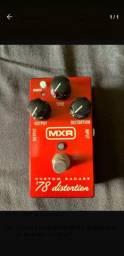 Pedal MXR 78