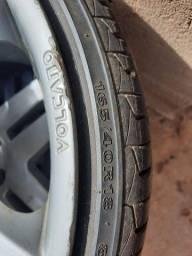 Rodas 18 com pneus zero