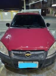 Celta 2009 vermelho 1.0 básico.