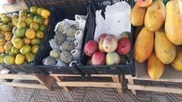 Frutas Frescas todo dia