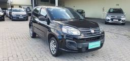 Fiat uno Attractive 1.0  preto 17200 km