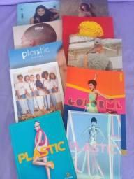 Coleção revistas Melissa troca