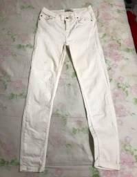 Calça branca | Marca: Zara