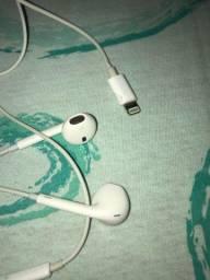 Fone de ouvido - Apple