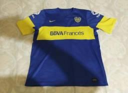 Camisa 10 Original - Boca Juniors