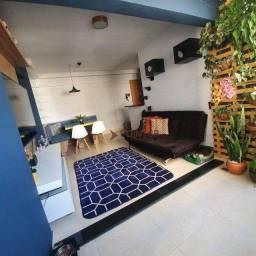 Apartamento com 2 dormitórios à venda, 56 m² por R$ 240.000,00 - Parque Amazônia - Goiânia