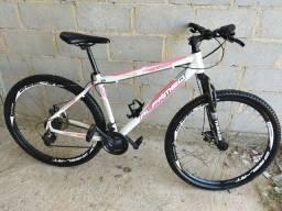 Bicicleta alfameq aro 29 tamanho 19  valor 650