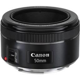 Lente 50mm 1.8 Canon original