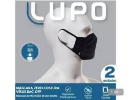 Máscara lupo  100% original NOVA  LACRADA