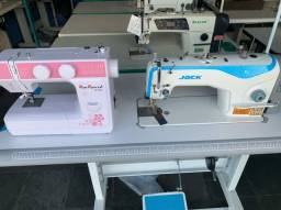 Máquinas de costura Novas e Usadas com até 20% de desconto!
