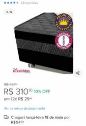 Cama Box PET 100/100